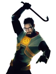 gordon_freeman_-_crowbar_action