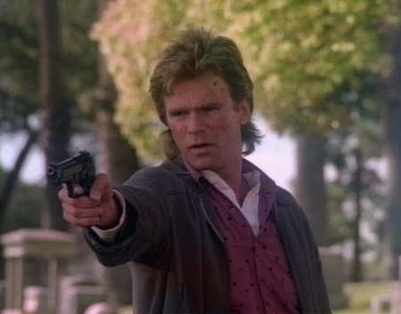 Why MacGyver's Terror of Guns is Silly