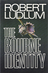 """The Bourne Identity"" by Robert Ludlum — Kimia Wood — Bourne"
