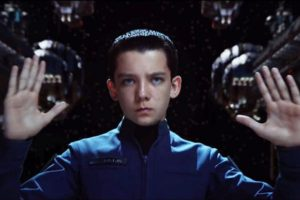 """Ender's Game"" by Orson Scott Card — Kimia Wood"