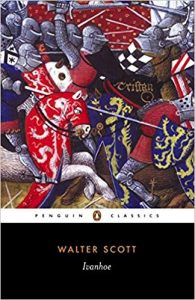 """Ivanhoe"" by Sir Walter Scott — Kimia Wood"