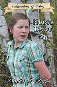 """Never Leave Me"" by Priscilla J. Krahn — Kimia Wood"