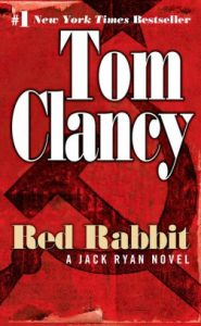 """Red Rabbit"" by Tom Clancy — Kimia Wood"