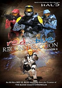 """Red vs. Blue"" (Seasons 6 thru 13) — Kimia Wood"