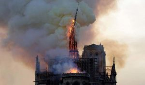 Notre Dame vs. Notre Pere – Every Cathedral Will Burn — Kimia Wood