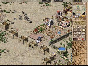 """Caesar III"" — Kimia Wood — civilization simulator"