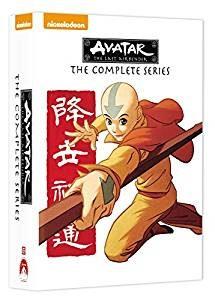 """""""Avatar: The Last Airbender"""" — Kimia Wood"""