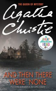 """And Then There Were None"" by Agatha Christie — Kimia Wood"
