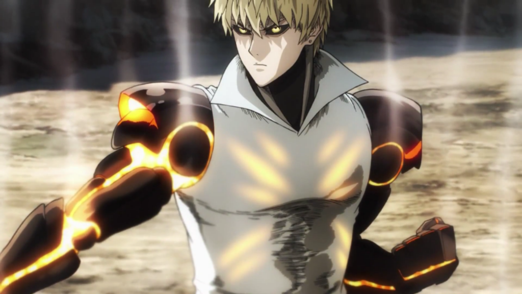 Why Genos is Adorable — Kimia Wood