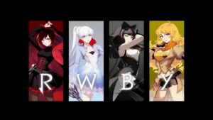 """RWBY"" (Seasons 1-5) — Kimia Wood"