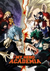 """My Hero Academia"" (Seasons 1 thru 4) — Kimia Wood"
