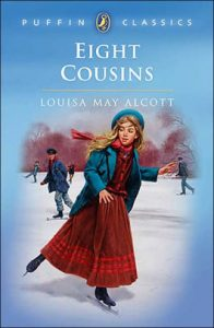"""Eight Cousins"" by Louisa May Alcott — Kimia Wood"